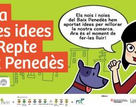 700 nens i nenes del Baix Penedès esbrinen per què no es recicla a casa seva