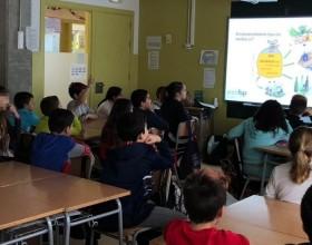 Nuevo programa de educación ambiental  para las escuelas