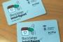(Català) Continua la campanya d'informació i entrega de targetes electròniques a Bellvei.