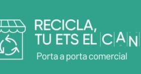 EMPIEZA LA CAMPAÑA INFORMATIVA PARA EL NUEVO SERVICIO DE RECOGIDA PUERTA A PUERTA COMERCIAL EN LOS BARRIOS MARÍTIMOS DEL VENDRELL